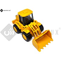 Shopoflux® Unbreakable Friction Powered Construction Engineering Toy Vehicle for Children (Friction Powered)