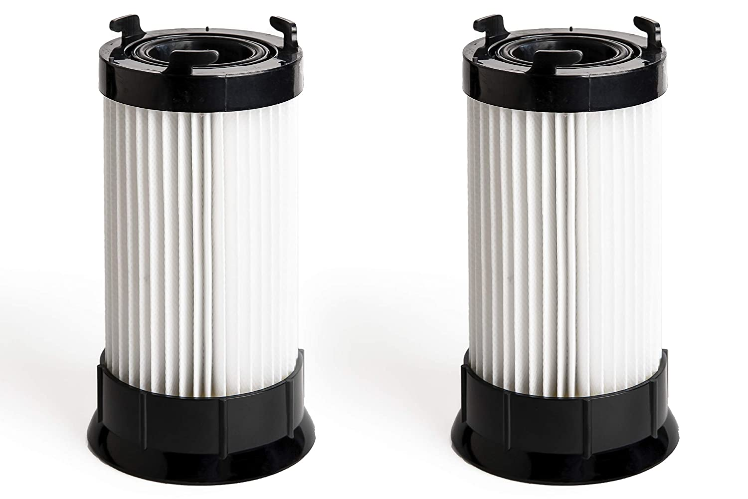 Green Label 2 Pack for Eureka Type DCF4/DCF18 Filter for 4700 and 5500 series Eureka Upright Vacuum Cleaners. Compares to DCF-4, DCF-18, 63073C, 62132, 63073, 3690, 18505. Fits: 4700, 5500 series