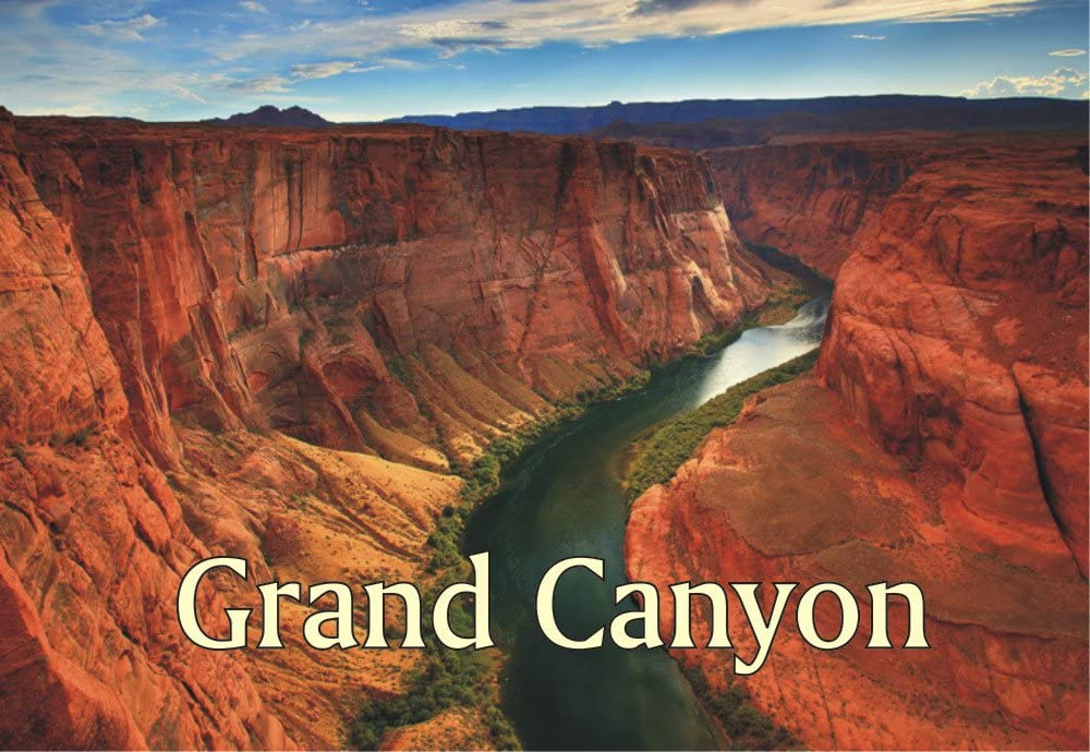 View the Grand Canyon, Arizona, AZ, United States National Park, Magnet 2 x 3 Fridge Photo Magnet