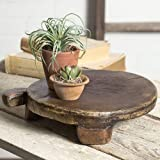 CTW Home Collection Primitive Round Breadboard (1)