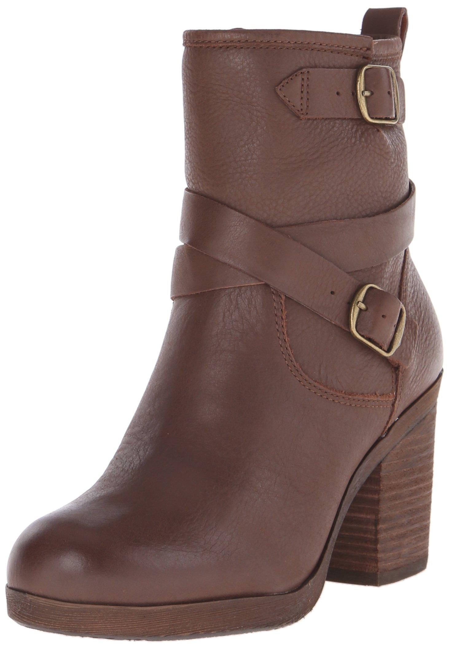 Lucky Women's Orenzo Boot, Nutmeg, 7.5 M US