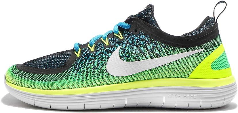Nike 863775-402, Zapatillas de Deporte para Hombre, Azul (Chlorine Blue/White/Electro Green/Black), 41 EU: Amazon.es: Zapatos y complementos
