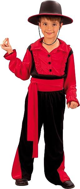 Desconocido Disfraz de cordobés para niño: Amazon.es: Juguetes y ...