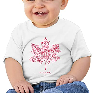 77887c316 Cotton 100% Baby Tee Unisex Shirts Baby The Tragically Hip Canada ...