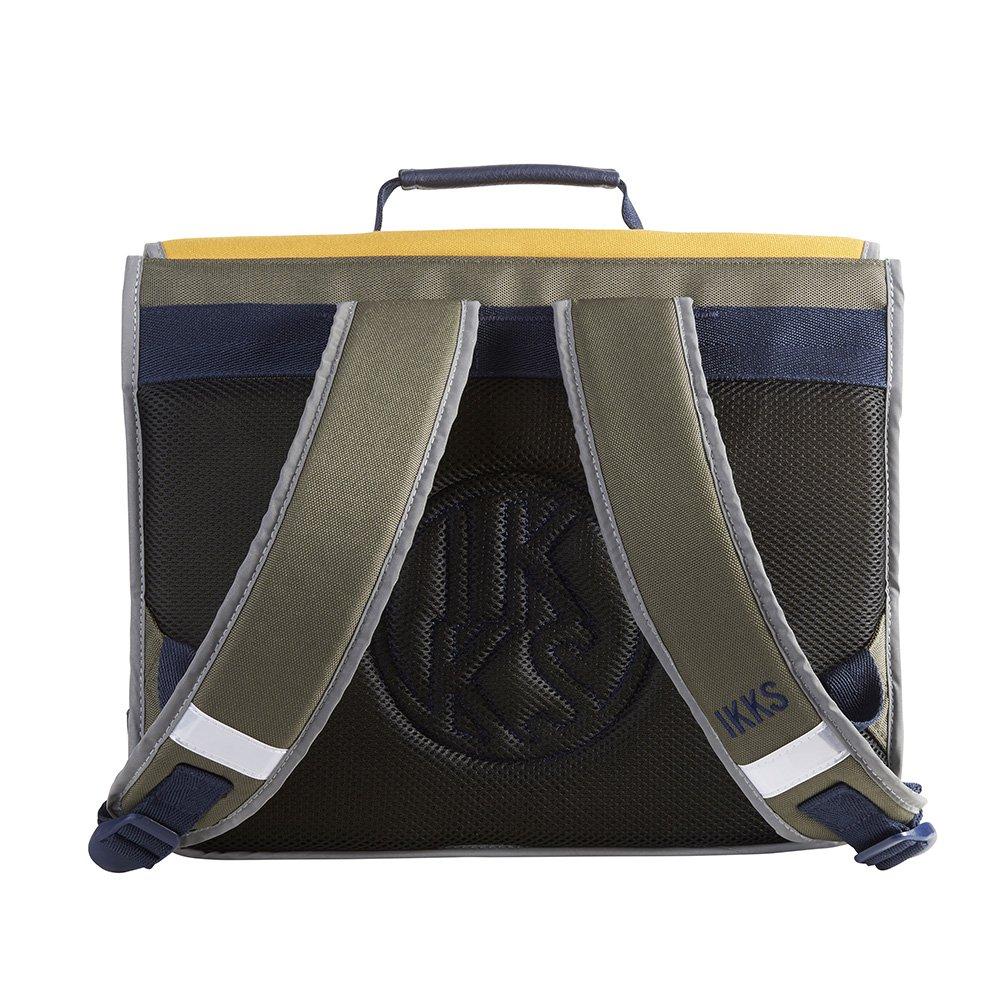38 cm Bleu IKKS Backpacker in Tokyo Cartable
