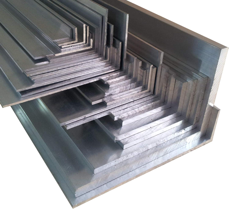 Alu Winkel 40x20 mm Aluminium Kantenschutz 1500 mm Aluwinkel Eckenwinkel