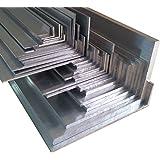 Aluminium Winkel Aluwinkel Walzblankes Aluprofil Winkelprofil 80x40x6mm 2000mm