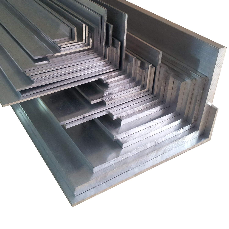 600 cm Alu U-Profil 23 x 23 x 23 x 1,5 mm Aluminium AlMgSi0,5 U-Stab Profil Aluprofil U-Stange zu 3 Stck. /á 200 cm