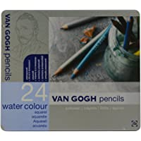 Van Gogh Sulandırılabilir Kuru Kalem 24 Renk Set