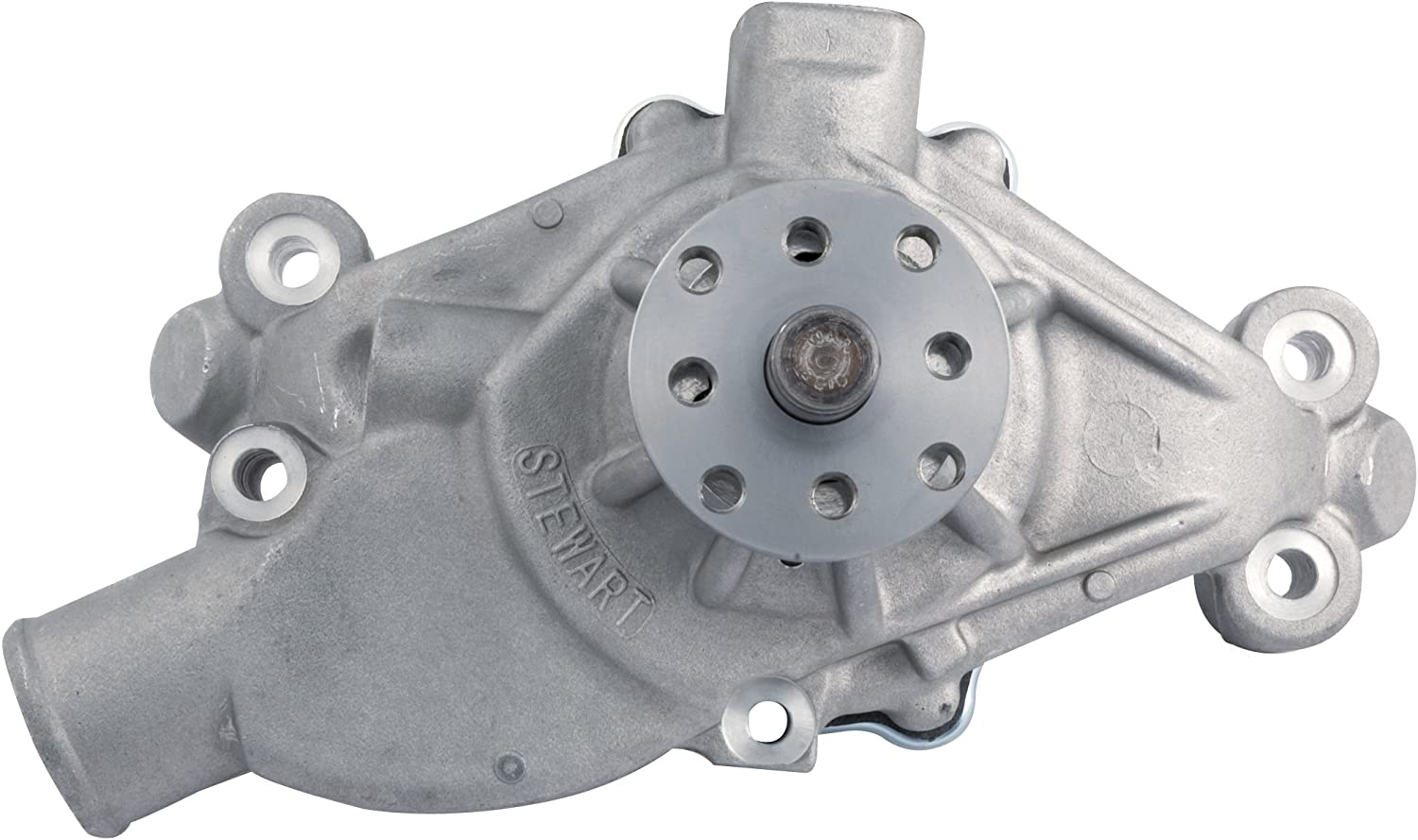 EMP/Stewart Components 23103 Stage 2 Chevy Small Block Short Water Pump