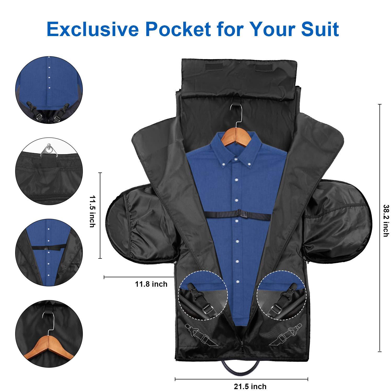 Amazon.com: Seyfocnia Simplehousware - Bolsa de ropa para ...