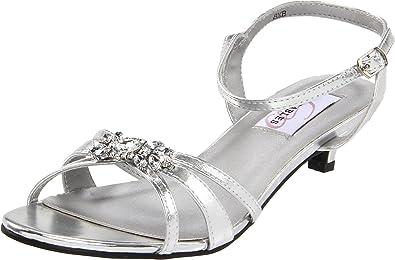 Amazon.com | Dyeables Women&39s Penelope Ankle-Strap Sandal | Heeled