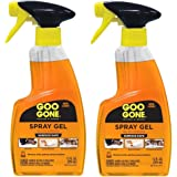 Goo Gone Original Spray Gel - Sticker and Adhesive Remover - 12 Fluid Ounces