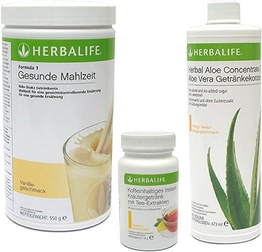 Herbalife Gewichtsverlust Plan