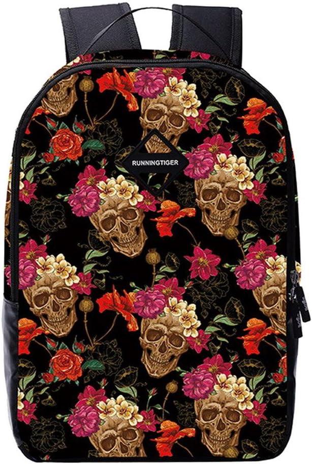 Acheter sac à dos école enfant tete de mort online 2