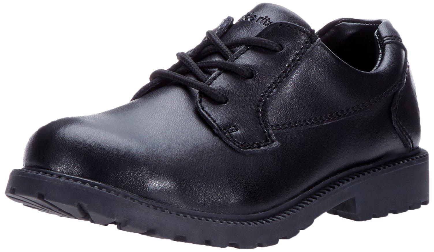 Stride Rite Taft Dress Shoe (Toddler/Little Kid/Big Kid),Black,1 W US Little Kid