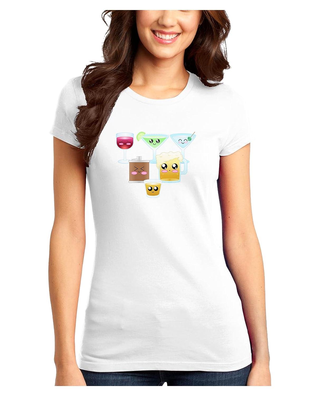 Amazon.com: TooLoud Cutsie Cartel Juniors T-Shirt: Clothing