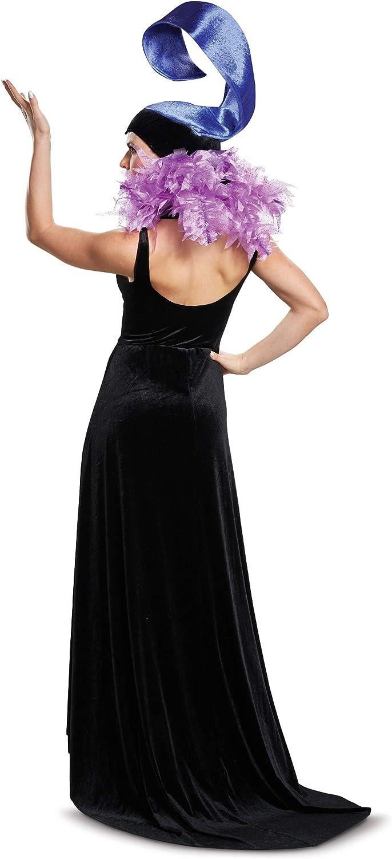 Disney Emperors New Groove Yzma Womens Fancy Dress Costume ...