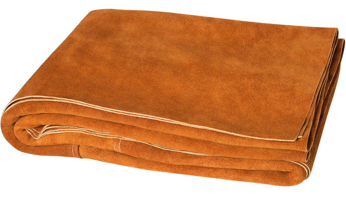Steiner 321-3X4 Side Split Cowhide Leather Welding Blanket, 3' x 4' by Steiner