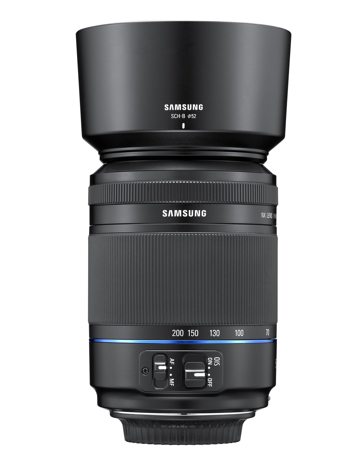 Samsung 50-200 mm f/4-5.6 Lens for NX Series Cameras by Samsung (Image #3)