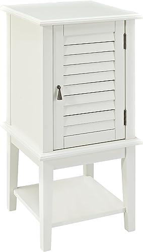 Powell Furniture Shutter Door Table
