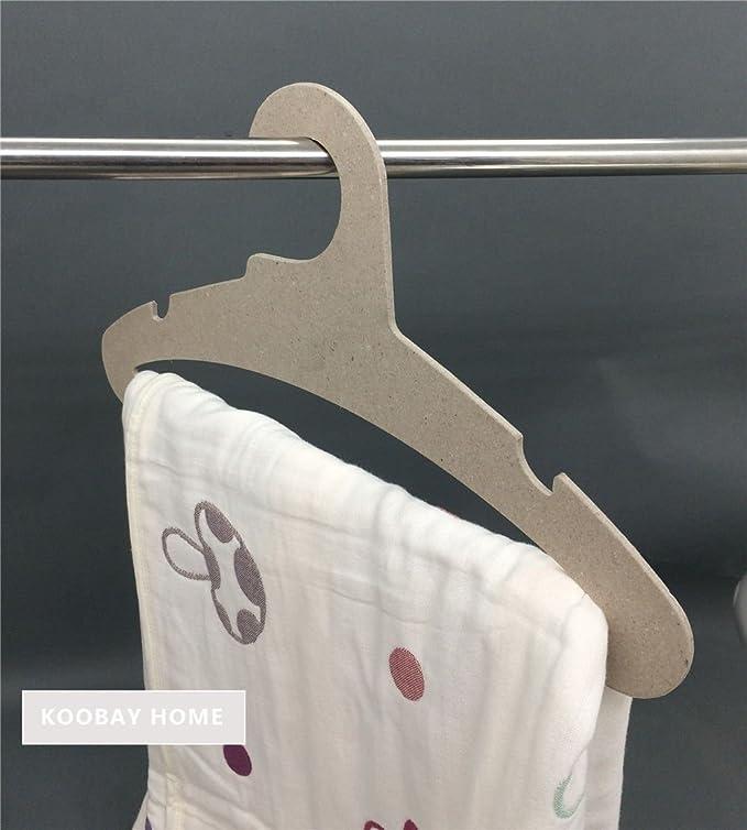 KOOBAY 11 recycled paper hangers,Compressive strength big 30