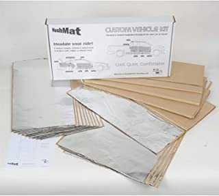 product image for Hushmat 62280 1964-67 GTO Complete Vehicle Insulation Kit