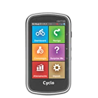 "Mio Cyclo 405 HC GPS Bike Computer with 4"" Touchscreen"