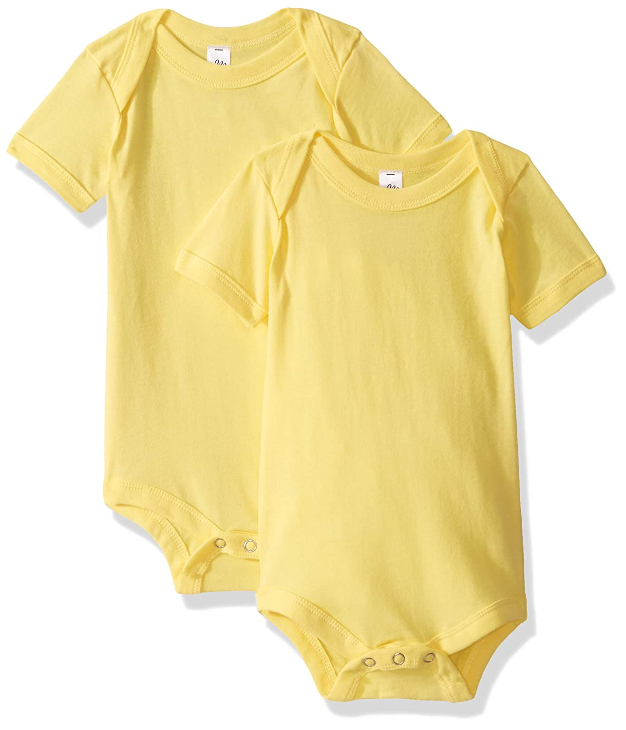 Marky G Apparel Baby Jersey Short-Sleeve One-Piece-2 Pack