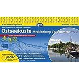 ADFC-RadausflugsführerOstseeküste Mecklenburg-Vorpommern West 1 : 50 000: Die schönsten Tagestouren zwischen Ostseeband Boltenhagen und Stralsund