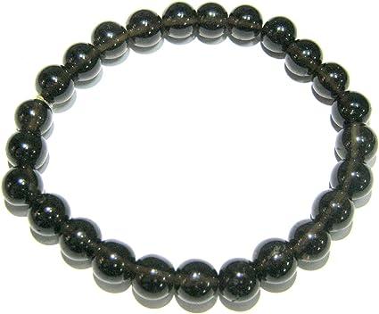 Phantom Quartz and Pyrite Healing Stone Necklace with Positive Healing Energy!