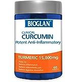 Bioglan Clinical Curcumin Potent Anti-Inflammatory , 60 Tablets