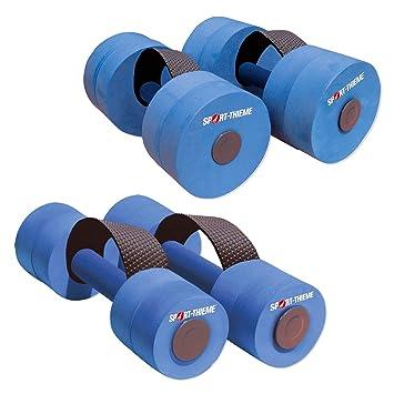 Sport-Thieme - Juego de 2 pesas acuáticas con asa tipo lazo (talla L