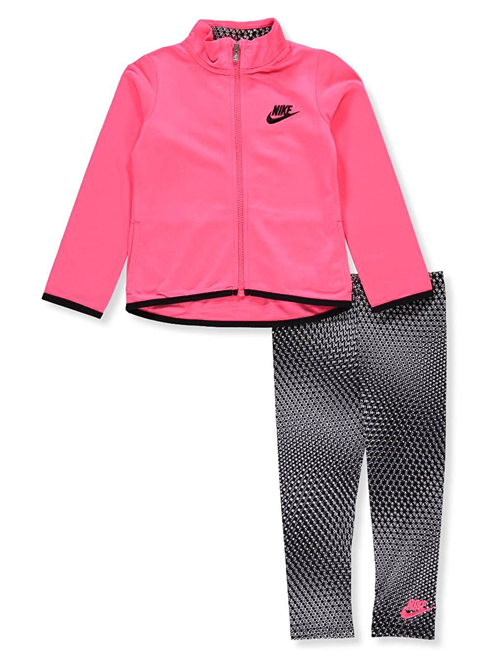 Amazon.com NIKE Girls\u0027 2,Piece Leggings Set Outfit Clothing