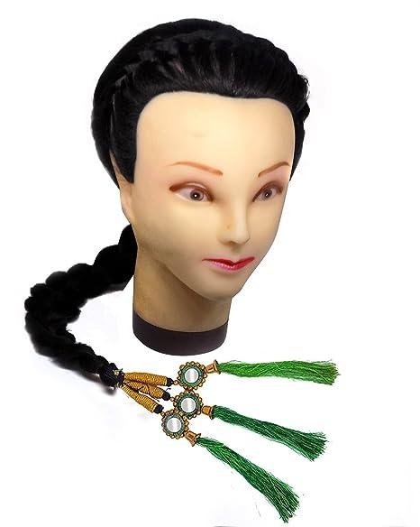 Buy Baal Punjabi Traditional Hair Decoration Accessories Paranda