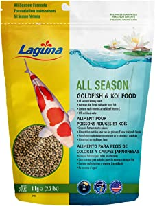 Laguna Goldfish Food All Season