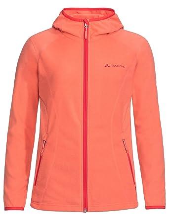 free shipping 813dd b2bd6 VAUDE Damen Women's Sunbury Hoody Jacket, Leichte Fleecejacke Jacke
