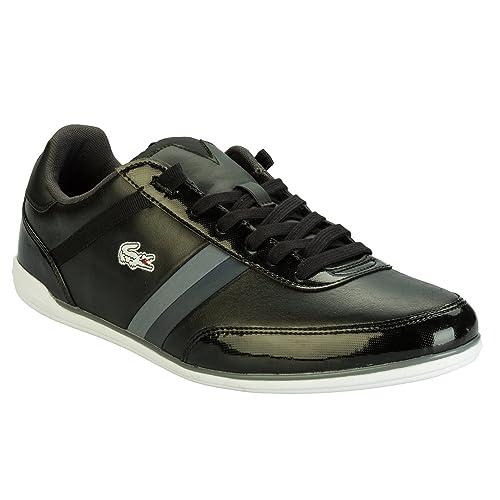 Zapatillas Lacoste Girlon LSC para hombre (Negro)