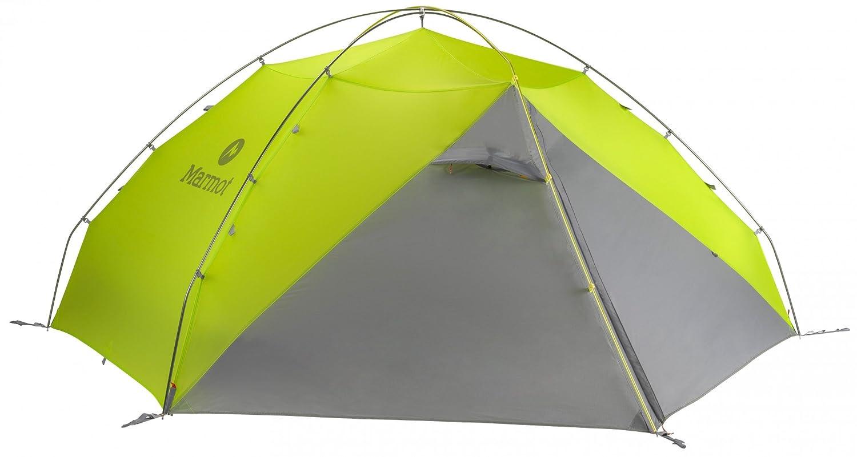 Marmot Ohlone 3P Tent Green Lime/Steel 2016 Kuppelzelt