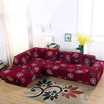 Amazon Com Topchances Premium Quality 2 Pcs 3 Cushion Couch L Shape