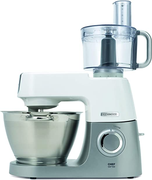 Kenwood KAH647PL Accesorio procesador de alimentos compatible con robot de cocina Chef y Major, color gris transparente: Amazon.es: Hogar