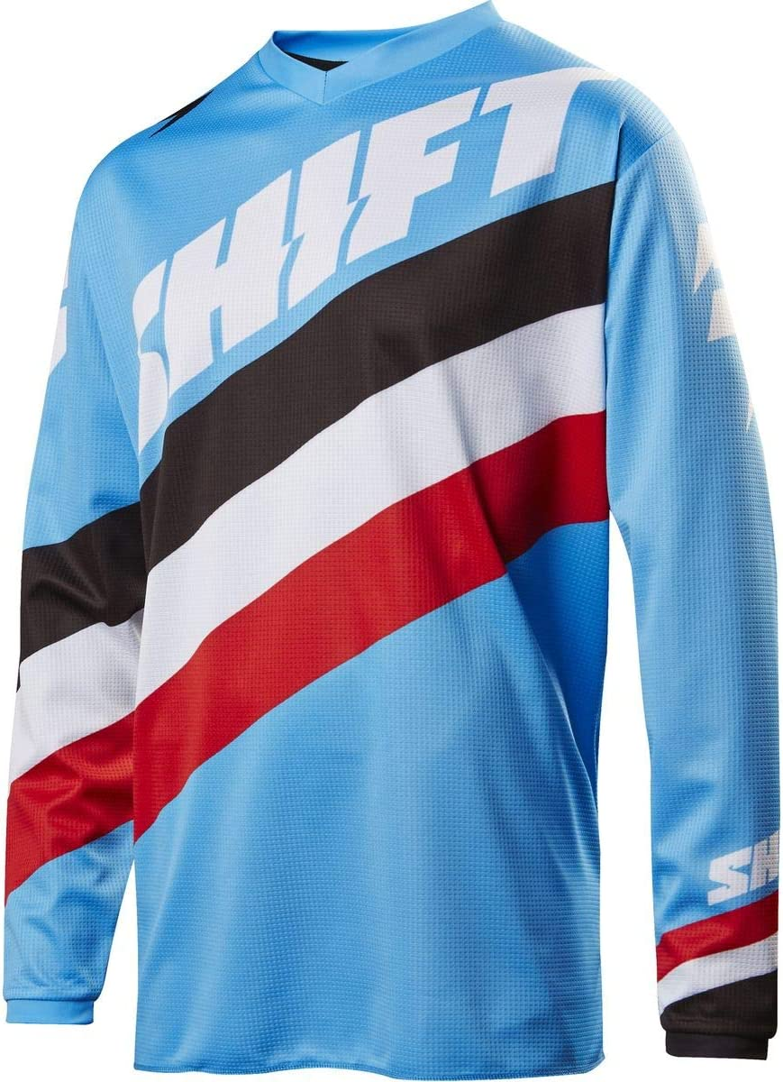 XX-Large /Blue Shift Jersey Body Armour WHIT3/Tarmac/