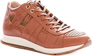 VELEZ Genuine Colombian Leather Sneakers For Women | Zapatos Deportivos de Cuero para Mujer