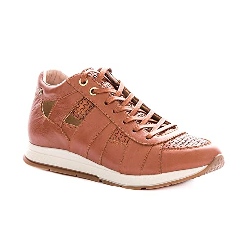VELEZ Genuine Colombian Leather Sneakers for Women Tenis de Cuero Colombiano para Mujer