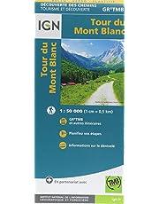 Tour du Mont-Blanc 2018 (Découverte des chemins)