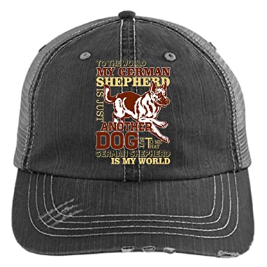 05570daf994 My German Shepherd Is My World Hat