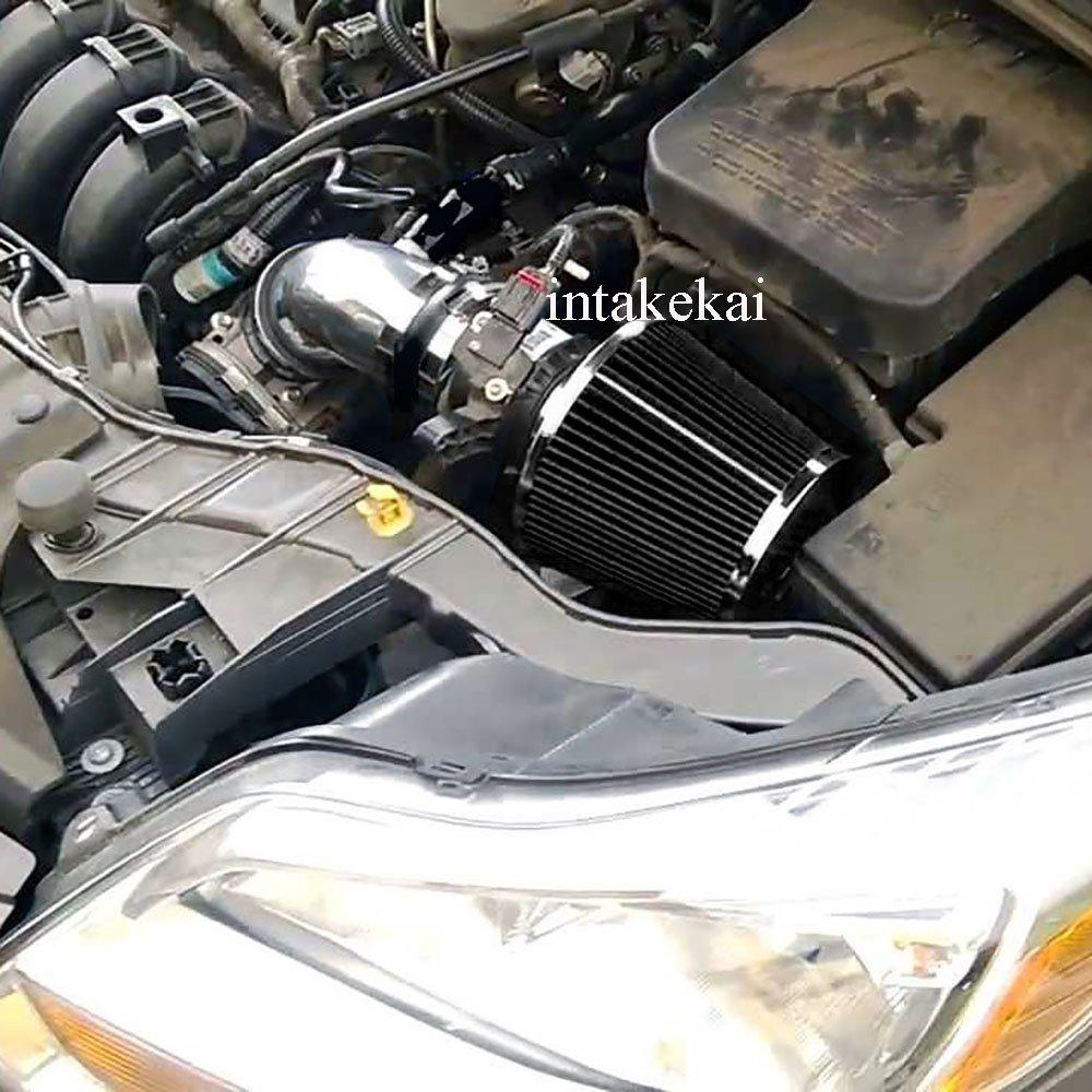 BLACK FIT 2012-2018 FORD FOCUS 2.0 2.0L S SE TITANIUM non-Turbo Engine AIR INTAKE KIT