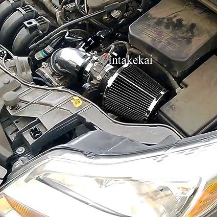 BLACK FIT 2012-2018 FORD FOCUS 2 0 2 0LS SE TITANIUM non-Turbo Engine AIR  INTAKE KIT