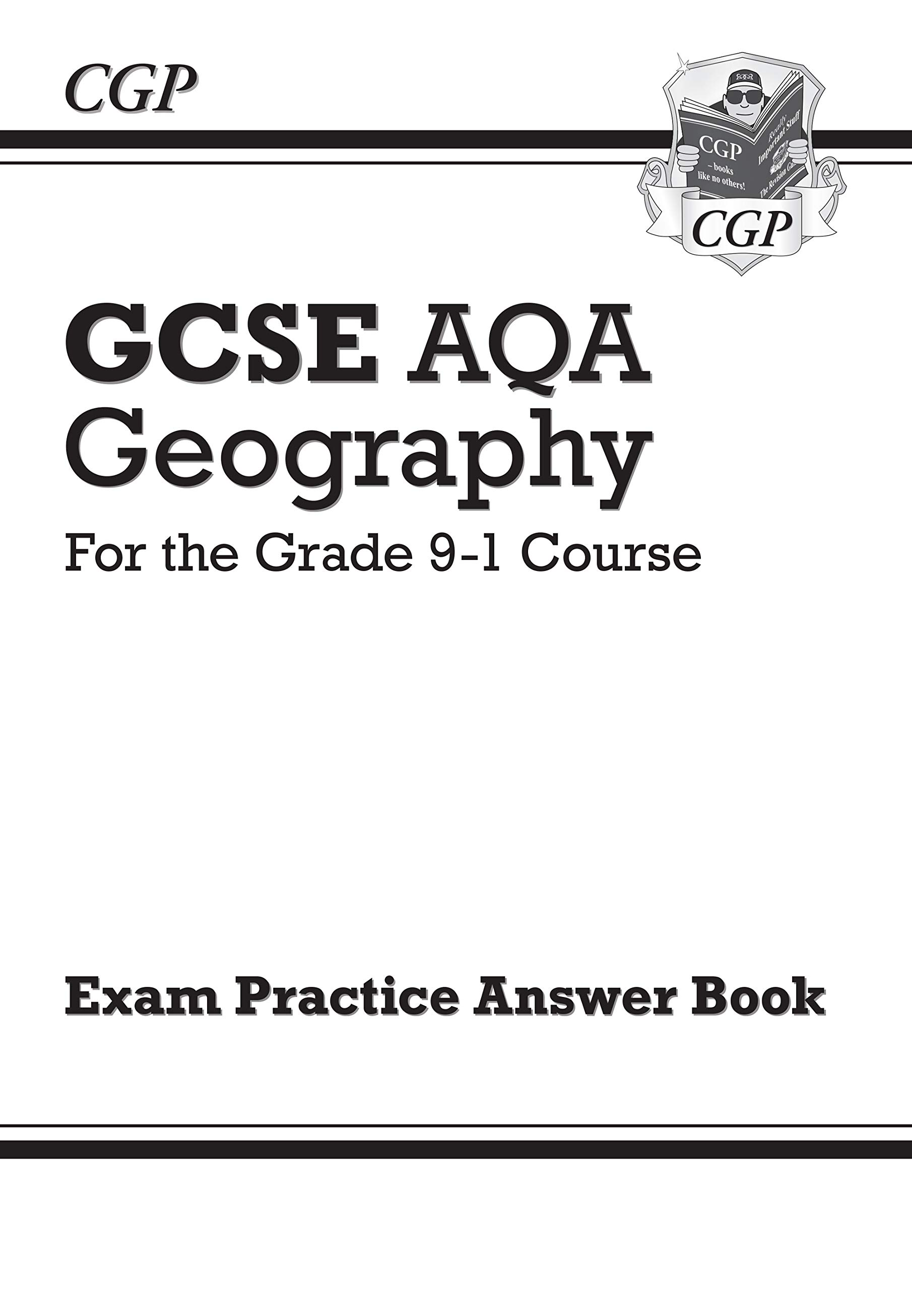 Grade 9 1 GCSE Geography AQA Answers  For Workbook