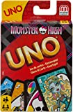 Mattel T8233 - UNO Monster High, Kartenspiel